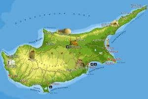 Погода на Кипре в ноябре температура воды и воздуха